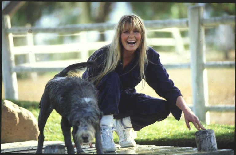 Actress Bo Derek