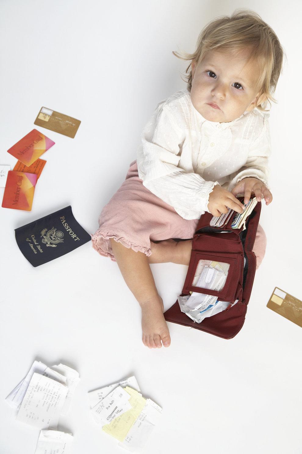 Фото детей в паспорт родителей
