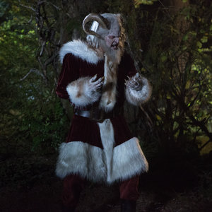 Grimm - Krampus in woods