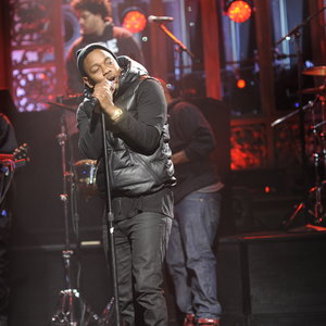 Kendrick Lamar performs on Episode 1632 of Saturday Night Live on January 26, 2013.