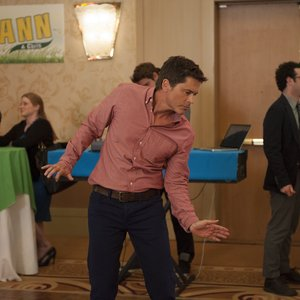 Parks and Recreation - Chris Traeger gets his groove on