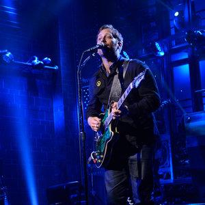 The Black Keys perform on Saturday Night Live on May 10, 2014.