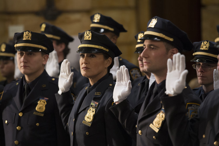 "LAW & ORDER: SPECIAL VICTIMS UNIT -- ""Betrayl's Climax"" Episode 1513 -- Pictured: -- (Photo by: Michael Parmelee/NBC)"