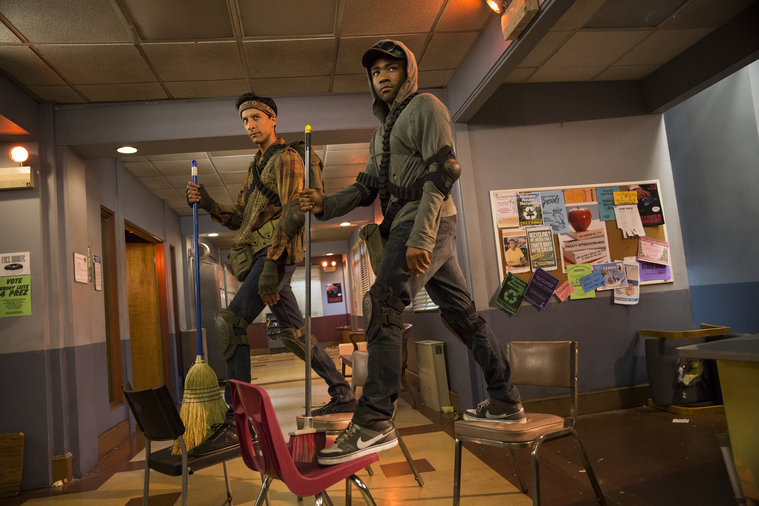 """COMMUNITY -- """"Geothermal Escapism"""" Episode 504 -- Pictured: -- (Photo by: Justin Lubin/NBC)"""
