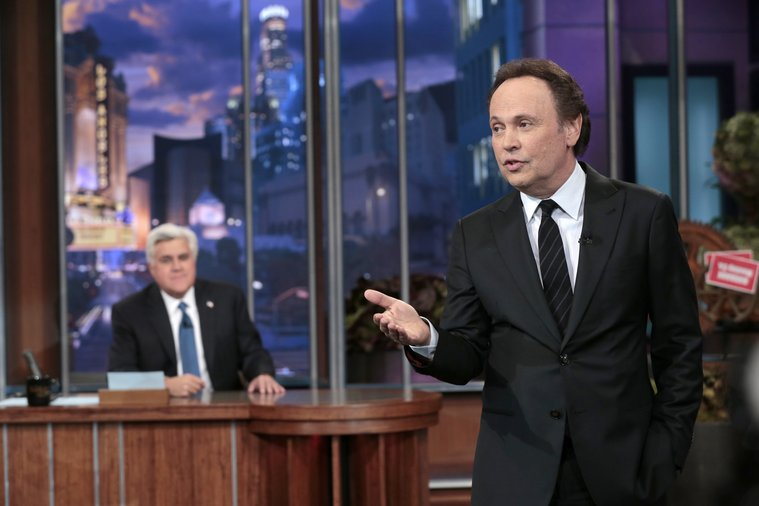 Jay Leno's historic final episode of The Tonight Show, with special guests Billy Crystal and Garth Brooks.