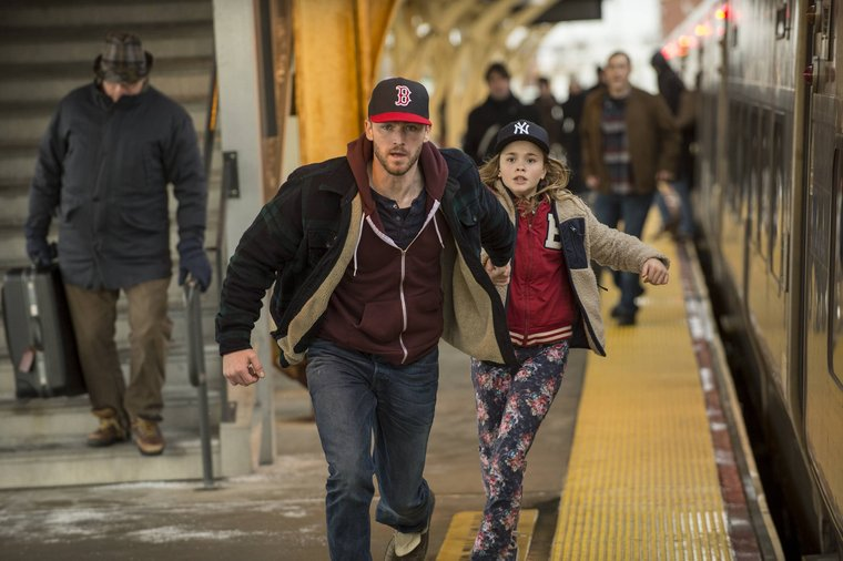 Pictured: (l-r) Jake McLaughlin as Tate, Johnny Sequoyah as Bo -- (Photo by: David Giesbrecht/NBC)