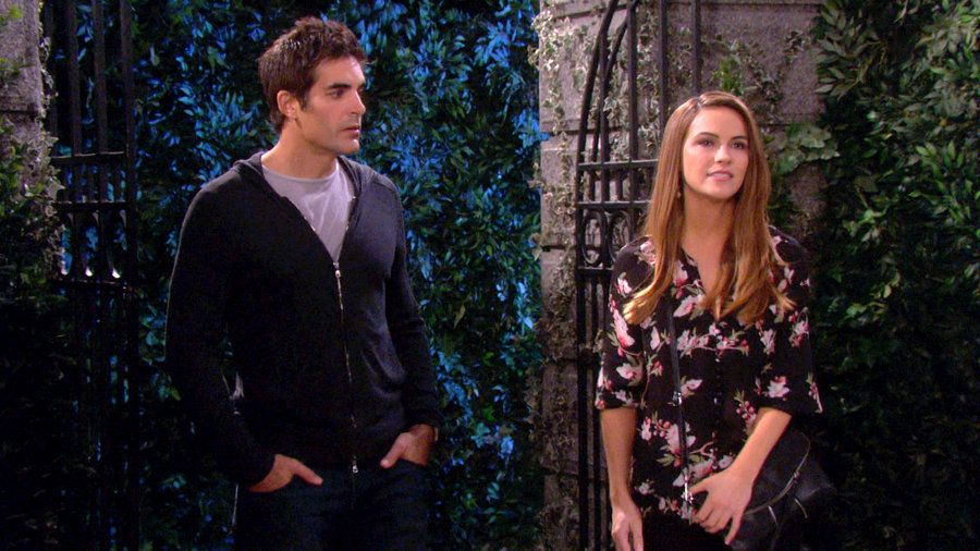 Rafe tries to get Jordan to open up about her past.