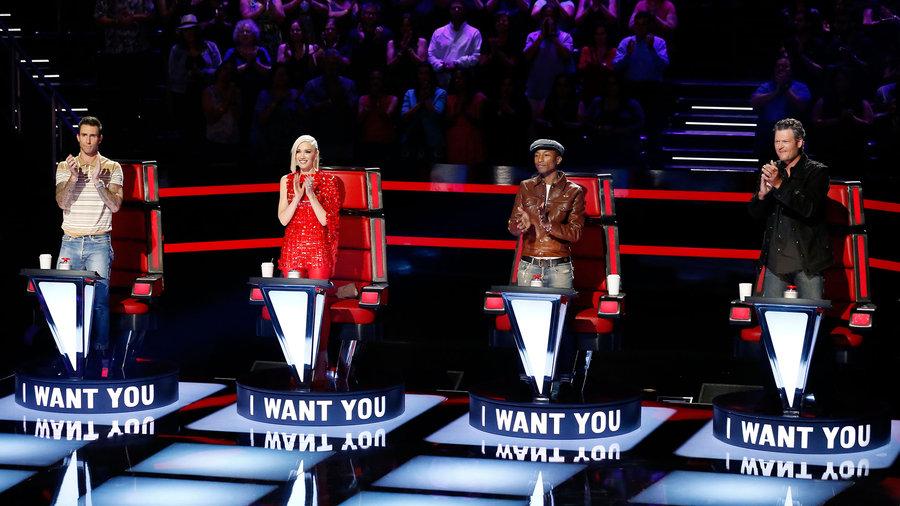The blind auditions premiere episodes the voice nbc