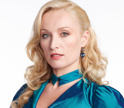 Victoria Smurfit stars as Lady Jane Wetherby on the NBC series Dracula.
