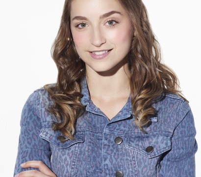 GROWING UP FISHER -- Season: 1 -- Pictured: Ava Deluca-Verley as Katie -- (Photo by: Chris Haston/NBC)
