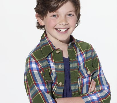 GROWING UP FISHER -- Season: 1 -- Pictured: Eli Baker as Henry -- (Photo by: Chris Haston/NBC)