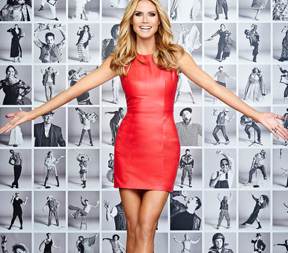Heidi Klum will be a judge on season 10 of America's Got Talent.