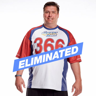 Scott Mitchell on NBC's The Biggest Loser