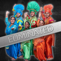 Cornell Bhangra on season 9 of America's Got Talent