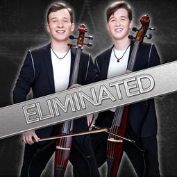 Emil and Dariel on season 9 of America's Got Talent