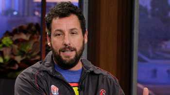 Adam Sandler, Ali Wentworth, with musical guest Sheryl Crow