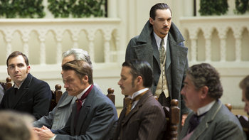 """DRACULA -- """"Of Monsters and Men"""" Episode 106 -- Pictured: Jonathan Rhys Meyers as Alexander Grayson -- (Photo by: Jonathon Hession/NBC)"""