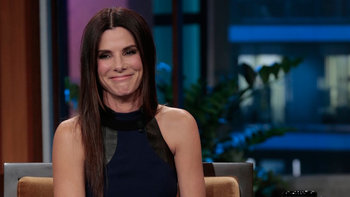 Sandra Bullock, Blake Shelton, with musical guest Vintage Trouble