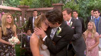 Sami Faints at Her Wedding!
