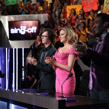 Photo from the Finale of The Sing-Off