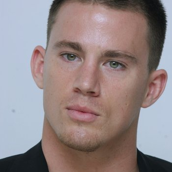 Channing Tatum Portrait Session