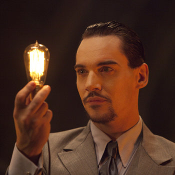 Pictured: Jonathan Rhys Meyers as Alexander Grayson -- (Photo by: Egon Endrenyi/NBC)
