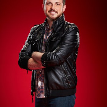 THE VOICE -- Season: 6 -- Pictured: Jeremy Briggs -- (Photo by: Paul Drinkwater/NBC)