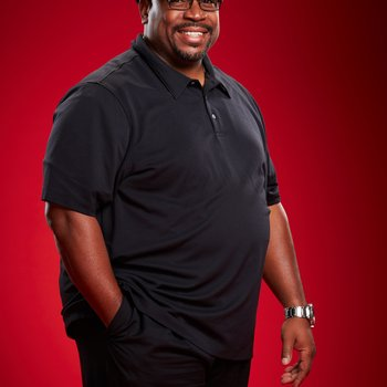 """THE VOICE -- Season: 6 -- Pictured: Terry Gore as """"Biff Gore"""" -- (Photo by: Paul Drinkwater/NBC)"""