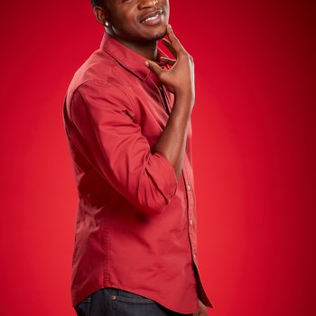 THE VOICE -- Season: 6 -- Pictured: Deshawn Washington -- (Photo by: Paul Drinkwater/NBC)