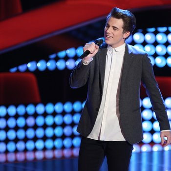 """THE VOICE -- """"Blind Auditions"""" -- Pictured: (l-r) -- (Photo by: Tyler Golden/NBC)"""
