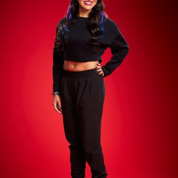 THE VOICE -- Season: 6 -- Pictured: Paula Deanda -- (Photo by: Paul Drinkwater/NBC)