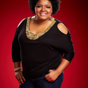 THE VOICE -- Season: 6 -- Pictured: Cierra Mickens -- (Photo by: Paul Drinkwater/NBC)