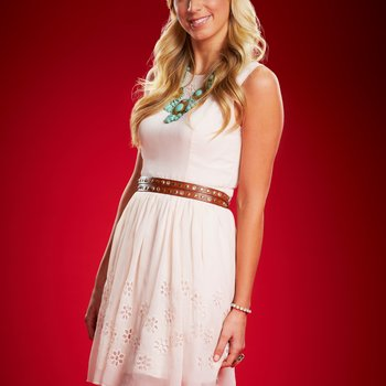 THE VOICE -- Season: 6 -- Pictured: Lindsay Bruce -- (Photo by: Paul Drinkwater/NBC)