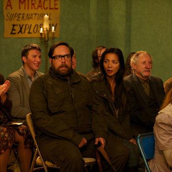 Revolution - Aaron Pittman and Priscilla observe Peter's sermon
