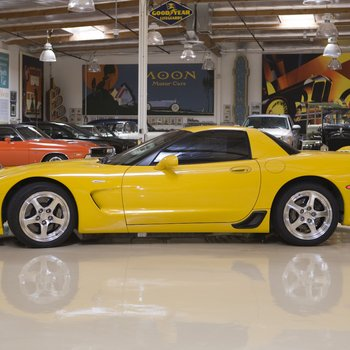 GM brought Jay a Corvette Z06 to inspect for the day. Check back soon for more great GM cars, and in the meantime, watch Jay's GM Minute only on this site!