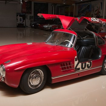 1955 Mercedes 300SL Gullwing Coupe