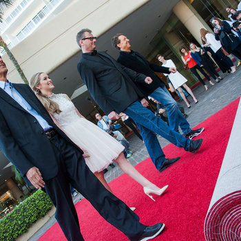 72nd Annual Golden Globe Awards Preview Day