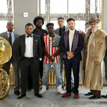 Juicy Jim with Higgie and The Roots