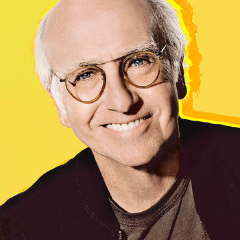 Larry David hosts Saturday Night Live with musical guest the 1975 on February 6, 2016.