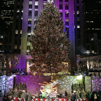 Christmas at Rockefeller Center