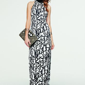 Cassandra's Column Dress