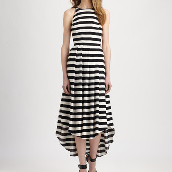 Hunter's Stripe Dress