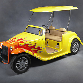 Golf Cart Roadster