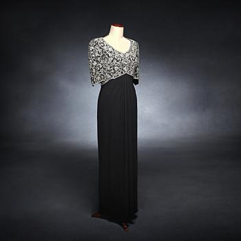 Princess Diana's Black Dress
