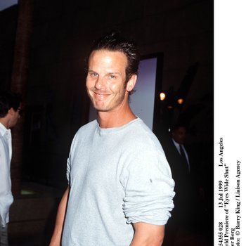 World Premiere Of Eyes Wide Shut Peter Berg Photo: Barry King