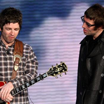 """Oasis Attends """"Che Tempo Che Fa"""" Italian TV Show"""