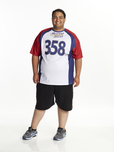 THE BIGGEST LOSER -- Season 15 -- Pictured: Bobby Saleem