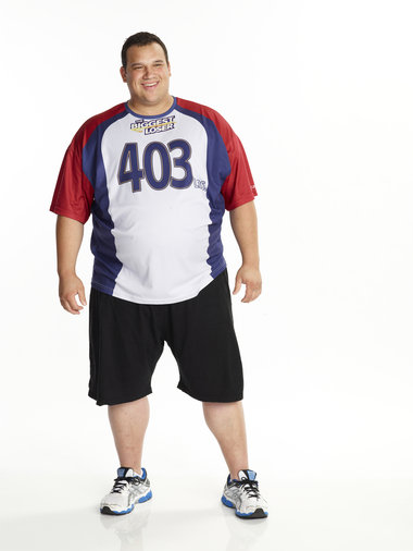 THE BIGGEST LOSER -- Season 15 -- Pictured: Hap Holmstead