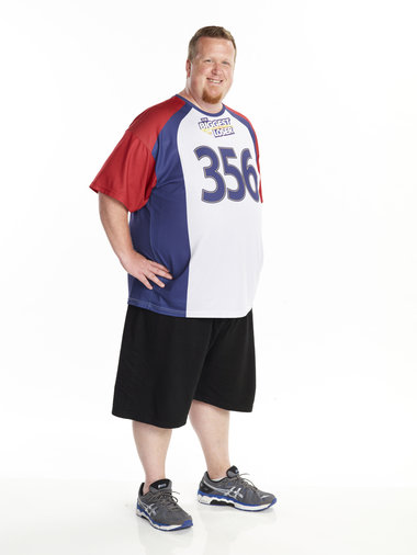THE BIGGEST LOSER -- Season 15 -- Pictured: Matt Hooper