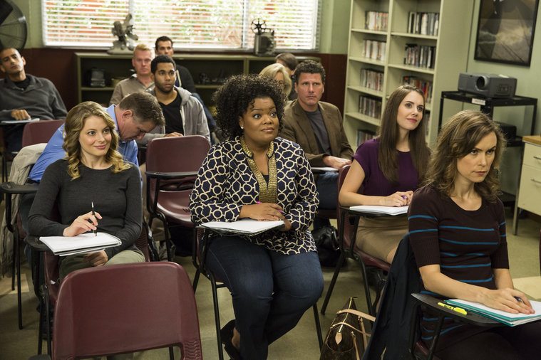 """Community -- """"Introduction to Teaching"""" -- Pictured: (l-r)  -- (Photo by: Justin Lubin/NBC)"""